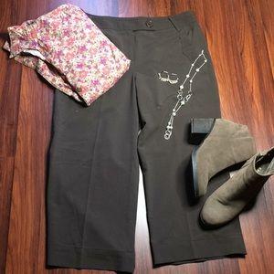 Pants - Brown Dress Pants E1